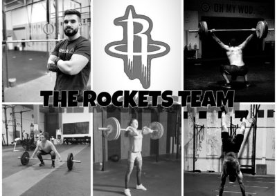 THE ROCKETS
