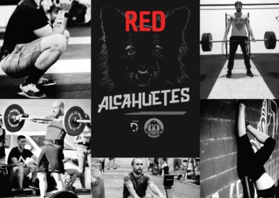 ALCAHUETES RED